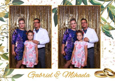 Cabina Foto Showtime - Magic Mirror - Nunta - Gabriel & Mihaela - Crystal Palace Forest Ramnicu Valcea - Event Factory (19)