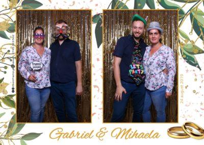 Cabina Foto Showtime - Magic Mirror - Nunta - Gabriel & Mihaela - Crystal Palace Forest Ramnicu Valcea - Event Factory (2)