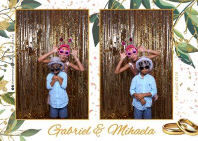 Cabina Foto Showtime - Magic Mirror - Nunta - Gabriel & Mihaela - Crystal Palace Forest Ramnicu Valcea - Event Factory (21)
