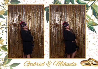 Cabina Foto Showtime - Magic Mirror - Nunta - Gabriel & Mihaela - Crystal Palace Forest Ramnicu Valcea - Event Factory (22)