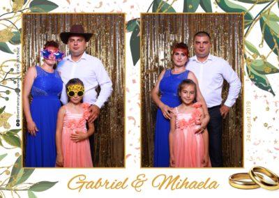 Cabina Foto Showtime - Magic Mirror - Nunta - Gabriel & Mihaela - Crystal Palace Forest Ramnicu Valcea - Event Factory (27)