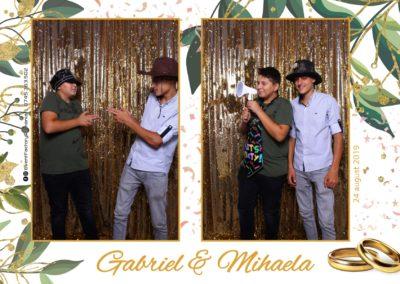 Cabina Foto Showtime - Magic Mirror - Nunta - Gabriel & Mihaela - Crystal Palace Forest Ramnicu Valcea - Event Factory (31)