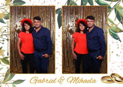 Cabina Foto Showtime - Magic Mirror - Nunta - Gabriel & Mihaela - Crystal Palace Forest Ramnicu Valcea - Event Factory (34)
