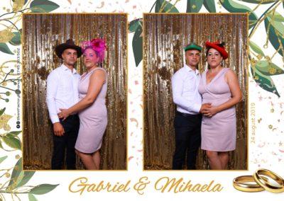 Cabina Foto Showtime - Magic Mirror - Nunta - Gabriel & Mihaela - Crystal Palace Forest Ramnicu Valcea - Event Factory (35)