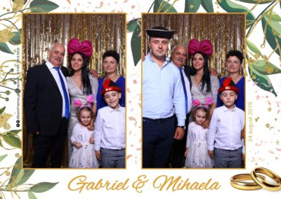 Cabina Foto Showtime - Magic Mirror - Nunta - Gabriel & Mihaela - Crystal Palace Forest Ramnicu Valcea - Event Factory (37)