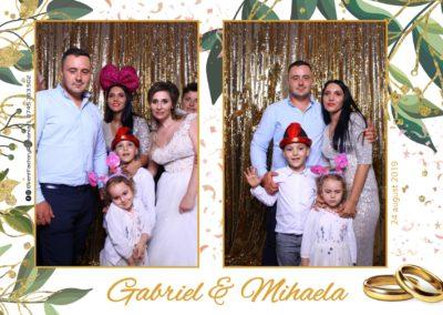 Cabina Foto Showtime - Magic Mirror - Nunta - Gabriel & Mihaela - Crystal Palace Forest Ramnicu Valcea - Event Factory (38)