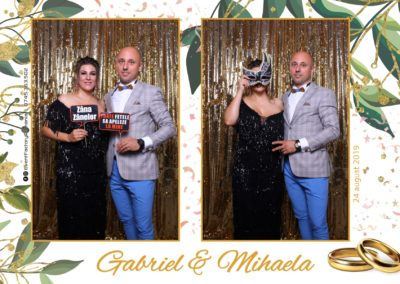 Cabina Foto Showtime - Magic Mirror - Nunta - Gabriel & Mihaela - Crystal Palace Forest Ramnicu Valcea - Event Factory (39)