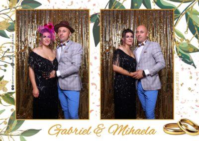 Cabina Foto Showtime - Magic Mirror - Nunta - Gabriel & Mihaela - Crystal Palace Forest Ramnicu Valcea - Event Factory (40)
