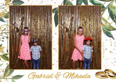 Cabina Foto Showtime - Magic Mirror - Nunta - Gabriel & Mihaela - Crystal Palace Forest Ramnicu Valcea - Event Factory (42)