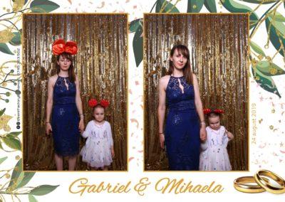 Cabina Foto Showtime - Magic Mirror - Nunta - Gabriel & Mihaela - Crystal Palace Forest Ramnicu Valcea - Event Factory (43)