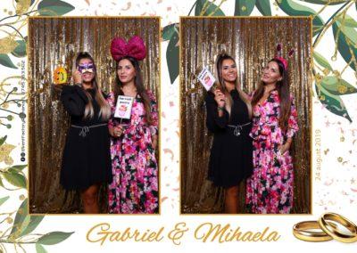 Cabina Foto Showtime - Magic Mirror - Nunta - Gabriel & Mihaela - Crystal Palace Forest Ramnicu Valcea - Event Factory (44)
