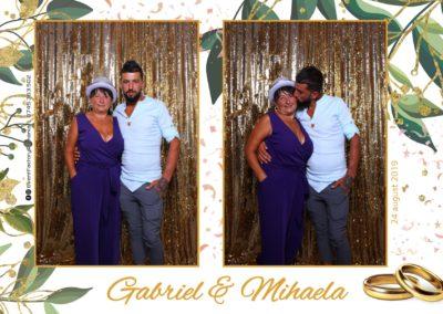 Cabina Foto Showtime - Magic Mirror - Nunta - Gabriel & Mihaela - Crystal Palace Forest Ramnicu Valcea - Event Factory (45)