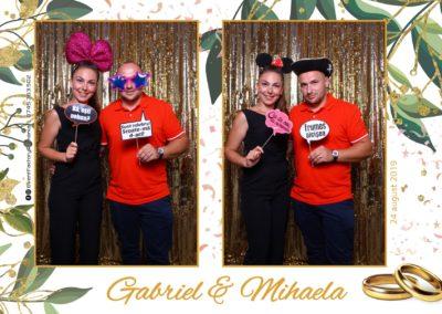 Cabina Foto Showtime - Magic Mirror - Nunta - Gabriel & Mihaela - Crystal Palace Forest Ramnicu Valcea - Event Factory (49)