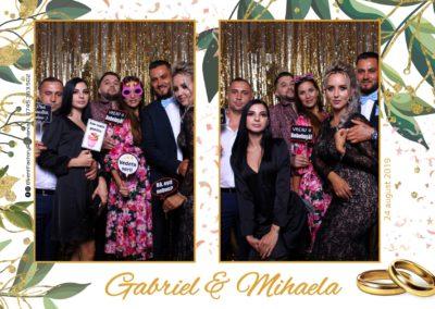 Cabina Foto Showtime - Magic Mirror - Nunta - Gabriel & Mihaela - Crystal Palace Forest Ramnicu Valcea - Event Factory (5)
