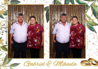 Cabina Foto Showtime - Magic Mirror - Nunta - Gabriel & Mihaela - Crystal Palace Forest Ramnicu Valcea - Event Factory (50)
