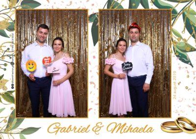 Cabina Foto Showtime - Magic Mirror - Nunta - Gabriel & Mihaela - Crystal Palace Forest Ramnicu Valcea - Event Factory (51)