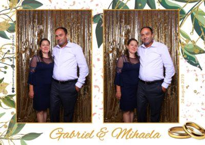 Cabina Foto Showtime - Magic Mirror - Nunta - Gabriel & Mihaela - Crystal Palace Forest Ramnicu Valcea - Event Factory (52)