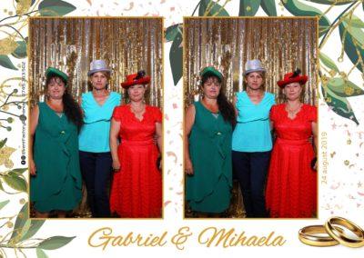 Cabina Foto Showtime - Magic Mirror - Nunta - Gabriel & Mihaela - Crystal Palace Forest Ramnicu Valcea - Event Factory (55)