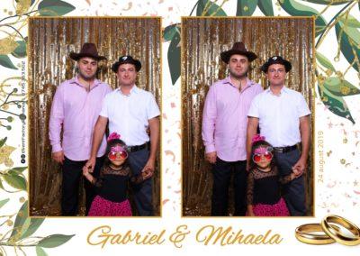 Cabina Foto Showtime - Magic Mirror - Nunta - Gabriel & Mihaela - Crystal Palace Forest Ramnicu Valcea - Event Factory (56)