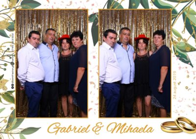 Cabina Foto Showtime - Magic Mirror - Nunta - Gabriel & Mihaela - Crystal Palace Forest Ramnicu Valcea - Event Factory (57)