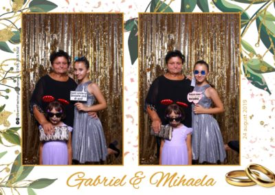 Cabina Foto Showtime - Magic Mirror - Nunta - Gabriel & Mihaela - Crystal Palace Forest Ramnicu Valcea - Event Factory (58)