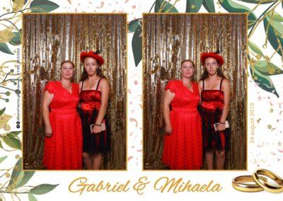 Cabina Foto Showtime - Magic Mirror - Nunta - Gabriel & Mihaela - Crystal Palace Forest Ramnicu Valcea - Event Factory (59)