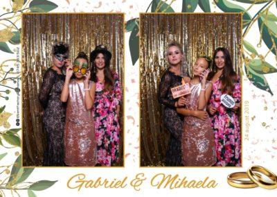 Cabina Foto Showtime - Magic Mirror - Nunta - Gabriel & Mihaela - Crystal Palace Forest Ramnicu Valcea - Event Factory (6)