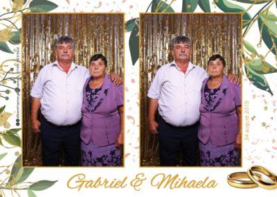 Cabina Foto Showtime - Magic Mirror - Nunta - Gabriel & Mihaela - Crystal Palace Forest Ramnicu Valcea - Event Factory (61)