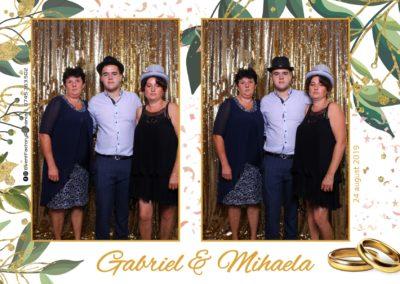Cabina Foto Showtime - Magic Mirror - Nunta - Gabriel & Mihaela - Crystal Palace Forest Ramnicu Valcea - Event Factory (63)