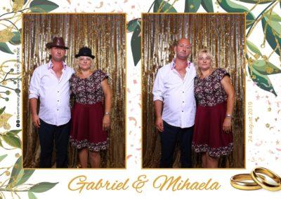 Cabina Foto Showtime - Magic Mirror - Nunta - Gabriel & Mihaela - Crystal Palace Forest Ramnicu Valcea - Event Factory (65)