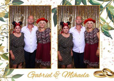 Cabina Foto Showtime - Magic Mirror - Nunta - Gabriel & Mihaela - Crystal Palace Forest Ramnicu Valcea - Event Factory (66)