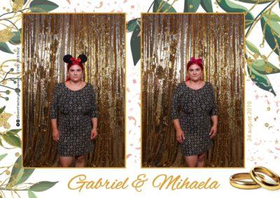 Cabina Foto Showtime - Magic Mirror - Nunta - Gabriel & Mihaela - Crystal Palace Forest Ramnicu Valcea - Event Factory (67)