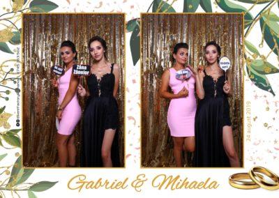 Cabina Foto Showtime - Magic Mirror - Nunta - Gabriel & Mihaela - Crystal Palace Forest Ramnicu Valcea - Event Factory (69)