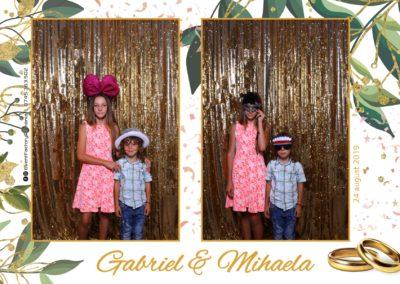 Cabina Foto Showtime - Magic Mirror - Nunta - Gabriel & Mihaela - Crystal Palace Forest Ramnicu Valcea - Event Factory (7)