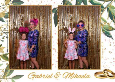 Cabina Foto Showtime - Magic Mirror - Nunta - Gabriel & Mihaela - Crystal Palace Forest Ramnicu Valcea - Event Factory (70)
