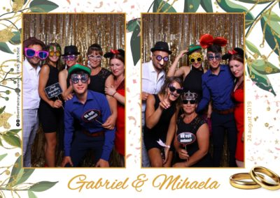 Cabina Foto Showtime - Magic Mirror - Nunta - Gabriel & Mihaela - Crystal Palace Forest Ramnicu Valcea - Event Factory (71)