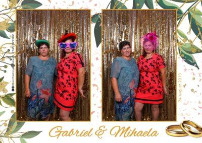 Cabina Foto Showtime - Magic Mirror - Nunta - Gabriel & Mihaela - Crystal Palace Forest Ramnicu Valcea - Event Factory (73)