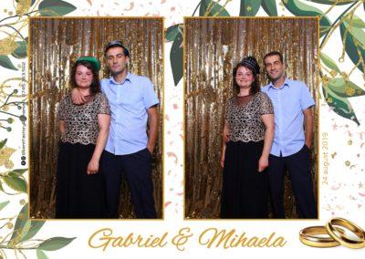 Cabina Foto Showtime - Magic Mirror - Nunta - Gabriel & Mihaela - Crystal Palace Forest Ramnicu Valcea - Event Factory (74)