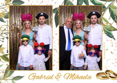 Cabina Foto Showtime - Magic Mirror - Nunta - Gabriel & Mihaela - Crystal Palace Forest Ramnicu Valcea - Event Factory (75)