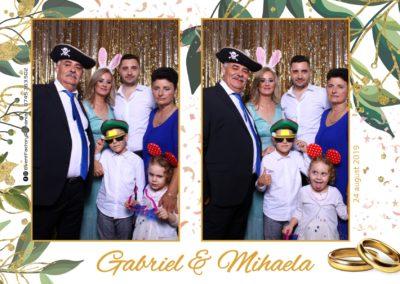 Cabina Foto Showtime - Magic Mirror - Nunta - Gabriel & Mihaela - Crystal Palace Forest Ramnicu Valcea - Event Factory (76)