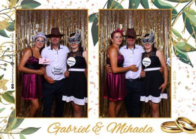 Cabina Foto Showtime - Magic Mirror - Nunta - Gabriel & Mihaela - Crystal Palace Forest Ramnicu Valcea - Event Factory (77)