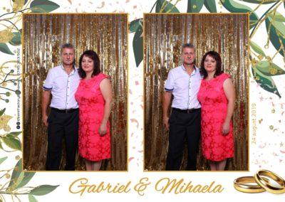 Cabina Foto Showtime - Magic Mirror - Nunta - Gabriel & Mihaela - Crystal Palace Forest Ramnicu Valcea - Event Factory (79)