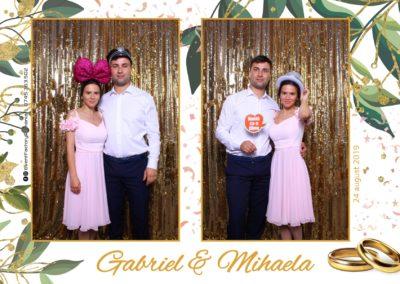 Cabina Foto Showtime - Magic Mirror - Nunta - Gabriel & Mihaela - Crystal Palace Forest Ramnicu Valcea - Event Factory (82)