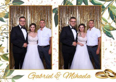Cabina Foto Showtime - Magic Mirror - Nunta - Gabriel & Mihaela - Crystal Palace Forest Ramnicu Valcea - Event Factory (83)