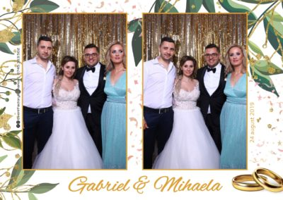 Cabina Foto Showtime - Magic Mirror - Nunta - Gabriel & Mihaela - Crystal Palace Forest Ramnicu Valcea - Event Factory (84)