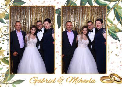 Cabina Foto Showtime - Magic Mirror - Nunta - Gabriel & Mihaela - Crystal Palace Forest Ramnicu Valcea - Event Factory (85)