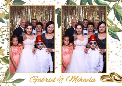 Cabina Foto Showtime - Magic Mirror - Nunta - Gabriel & Mihaela - Crystal Palace Forest Ramnicu Valcea - Event Factory (86)