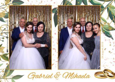 Cabina Foto Showtime - Magic Mirror - Nunta - Gabriel & Mihaela - Crystal Palace Forest Ramnicu Valcea - Event Factory (87)
