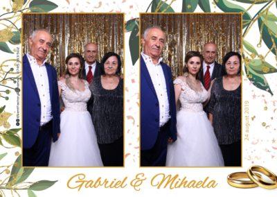 Cabina Foto Showtime - Magic Mirror - Nunta - Gabriel & Mihaela - Crystal Palace Forest Ramnicu Valcea - Event Factory (88)