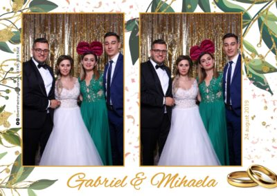 Cabina Foto Showtime - Magic Mirror - Nunta - Gabriel & Mihaela - Crystal Palace Forest Ramnicu Valcea - Event Factory (89)